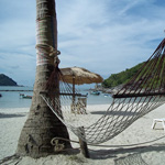 Hammock on Yai Beach