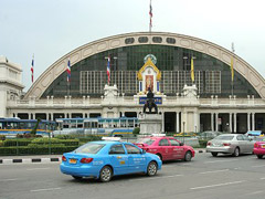 Hualamphong Train Station